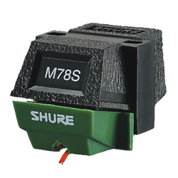 Shure M78S Mono 78 rpm Cartridge