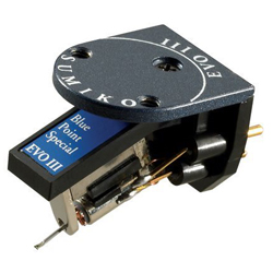 Sumiko Blue Point Special EVO III Cartridge - High Output Moving Coil